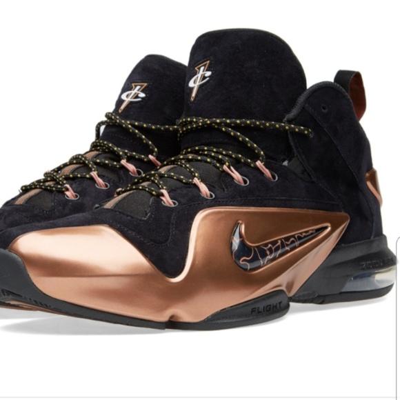 63110e515f Nike Air Penny 6 Copper Mens Size 9. M_5b69e0c99fe486709f6cab47